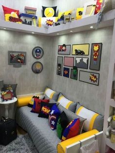 With Circu Magical Furniture you can turn any boys' room a fun and magical place. Check our produc… – Boy Room 2020 Kids Bedroom, Bedroom Decor, Bedroom Ideas, Baby Bedroom, Bedroom Themes, Design Bedroom, Bedroom Furniture, Marvel Bedroom, Superhero Room