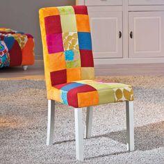 die besten 25 patchwork stuhl ideen auf pinterest ausgefallene m bel unkonventionelle m bel. Black Bedroom Furniture Sets. Home Design Ideas