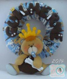 porta maternidade rei urso e-mail - artesdivivianegarcia@yahoo.com.br