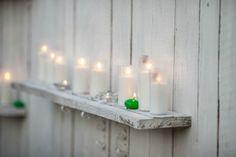 Schutting opvrolijken: 20x inspiratie voor je schutting Different Textures, Summer Garden, Candle Sconces, Horn, Ontario, Pergola, Wall Lights, Patio, Candles