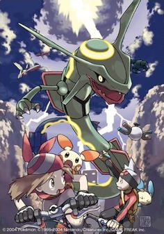 Pokemon-Ruby, Sapphire, and Emerald- Gameboy games are awesome.