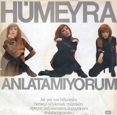 """Anlatamıyorum"" is a special nostalgic album from 70's by a talented Turkish singer and actress Hümeyra. The album includes song arrangements made up of popular music of the era and lovely poetry of famous Turkish poets Orhan veli Kanık, Yahya Kemal Beyatlı, Cahit Sıtkı Tarancı, Aşık Veysel, Karacaoğlan, Şevket Rado and Orhan Seyfi Orhon."
