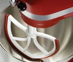 BeaterBlade for KitchenAid Mixer http://www.saveur.com/article/Kitchen/Mixing-with-the-BeaterBlade