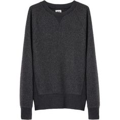 Acne Hoodies Acne College Wool Sweatshirt - LoLoBu