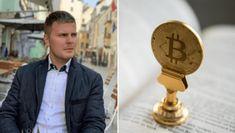 Bitcoin znovu útočí na 12 000 $. 5 dôvodov, prečo sú kryptomeny dobrá, ale riskantná investícia Blockchain, Banks, House Styles, Horoscope, Couches