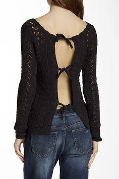 7 mejores imágenes de blusa con lazo de encaje en la espalda  41fe61fdcf2