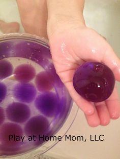 JUMBO water beads!!