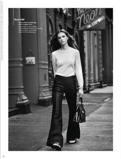 Allie Lewis for Elle Sweden (February 2015) by Eric Josjo  #AllieLewis #Elle(Sweden) #EricJosjo #ErikaSvedjevik #KajsaSvanberg #LisaLindqwister