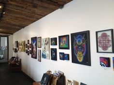 """Summer Sale"" at Cactus Gallery, August 2015"