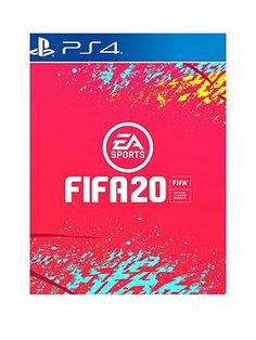 Playstation Fifa 20 - in One Colour Playstation Games, Ps4, Nike Football Kits, Make You Feel, How Are You Feeling, Street Football, One Color, Colour, Fifa 20