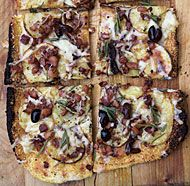 YUKON GOLD RUSH GRILLED PIZZA http://www.finecooking.com/recipes/grilled-yukon-gold-rush-pizza.aspx  ⇨ Follow City Girl at link https://www.pinterest.com/citygirlpideas/ for great pins and recipes!  ☕