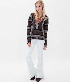 Gimmicks by BKE Striped Hoodie - Women's Sweatshirts | Buckle