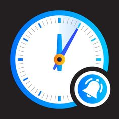 App Of The Day, Timer Clock, Apps, App, Appliques