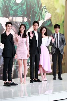 """""""Moonlight Drawn By Clouds"""" Talks About Competition With """"Scarlet Heart: Goryeo""""   Soompi"""