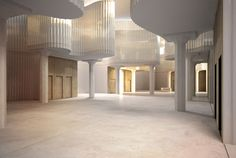 Live-Make Industrial Arts Centre - Norell/Rodhe
