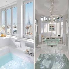 Would you prefer a bathroom with a view or one that offers complete solitude?