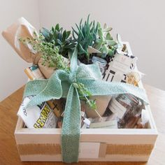 Curated Gift Boxes by Valleybrink Road the curiosity kills me! Diy Gift Baskets, Gift Hampers, Craft Gifts, Diy Gifts, Food Gifts, Curated Gift Boxes, Client Gifts, Corporate Gifts, Gift Packaging