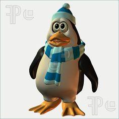 Percy-Toon-Penguin-279127.jpg 450×450 pixels