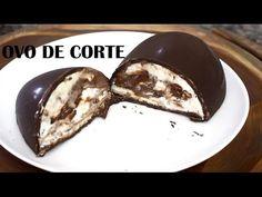 Como fazer Ovo de Corte Novidade no mercado # PASCOA OFICIAL - YouTube