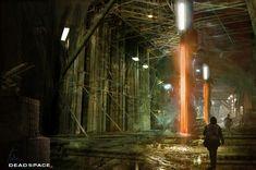 Dead Space 3 concept arts