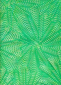 Paste Paper by Zebra Crossing and Paper Chipmunk, via Flickr