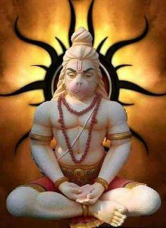 Lord Hanuman Wallpapers, Hanuman Images, Shri Hanuman, Hindu Deities, God Pictures, Hindu Art, Indian Gods, Sacred Art, Lord Shiva