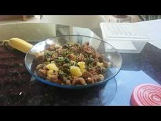 SOJA GRAÚDA COM LEGUMES Beef, Food, Kale, Carrot, Vegetarian Cooking, Recipes, Ideas, Meal, Essen