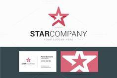 Star logo by zaniman on @creativework247