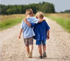 Ini Dia Ciri-Ciri Sahabat Sejati !