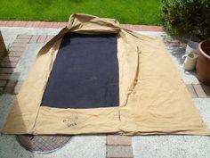 MILITARY BED ROLL QAIMNS (V) RFRS WW2 MELF (NURSE?)