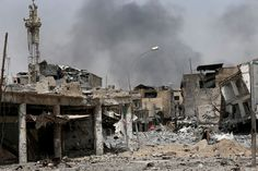 How ISIS employs human shields in fighting coalition forces