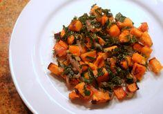 Sweet'N Savory Hash - great for Thanksgiving via http://beyondthebite4life.blogspot.com/2014/11/sweetn-savory-hash.html (AIP) #paleo