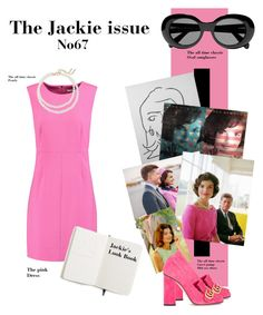 """The Jackie Issue"" by kallimanis ❤ liked on Polyvore featuring Acne Studios, Diane Von Furstenberg, Saks Fifth Avenue, Gucci and Shinola"