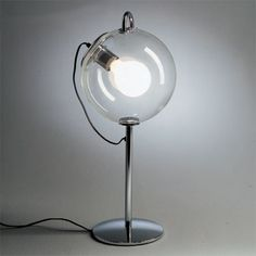 Buy Stunning Glass Bubble Design Table Lamps in Modern and Designer Style with Lowest Price and Top Service!