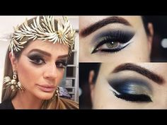 Maquiagem com Olho Marrom Esfumado para Iniciantes - Makeup Tutorial Brown Smokey Eyes - YouTube