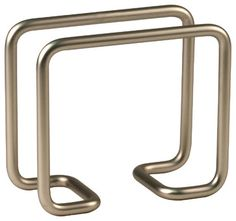 Dunbar Napkin Holder - Satin Nickel modern-napkin-holders