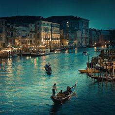Ahhh, Venice, Italy. A place I shall go to.