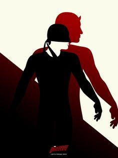Marvel's Daredevil by Salvador Anguiano