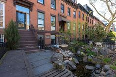The Backyard of this Brooklyn Brownstone is Every Kid (and Nature Lover's) Dream — Curbed