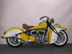 1949 indian chief motorcycle | 1941 Indian Chief │ NZ Classic Motorcycles