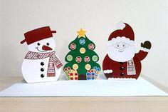 Karácsonyi ajándéktartó dobozkák / Christmas holding gift boxes www. Christmas Crafts, Christmas Decorations, Christmas Ornaments, Holiday Decor, Holiday Ideas, Diy Gift Box, Gift Boxes, Dear Santa, Christmas Holidays