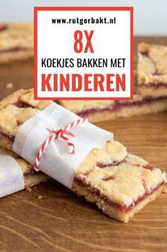 Dutch Recipes, Pie Cake, Food Humor, Dessert Bars, Cake Cookies, Kids Meals, Cookie Recipes, Bread, Cheese