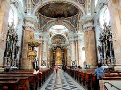 St James Cathedral, Innsbruck