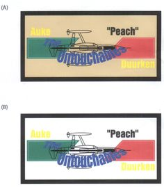 THE UNTOUCHABLES NAME TAGS 1 Embroidery Services, Name Tags, Company Logo, Logos, Projects, Log Projects, Blue Prints, Name Labels, Logo