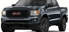 2020 Gmc Canyon Gets New Carbon Black Metallic Color First Look The Only New Hue For The 2020 Gmc Canyon From In 2020 Gmc Canyon Metallic Colors Black Metallic