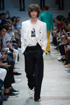 Paul Smith Men's Spring/Summer 16 - Paul Smith Collections
