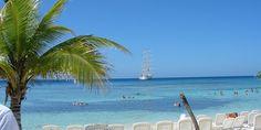 Tabyana Beach, Mahogany Bay, Roatan Honduras