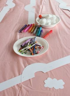 Rainbow Birthday Party Ideas | Make and Takes