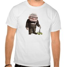 Carl from the Disney Pixar UP Movie 2 T Shirt T-Shirt, Hoodie for Men