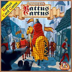 2016- review again. . Rattus Cartus, the card version of Rattus.